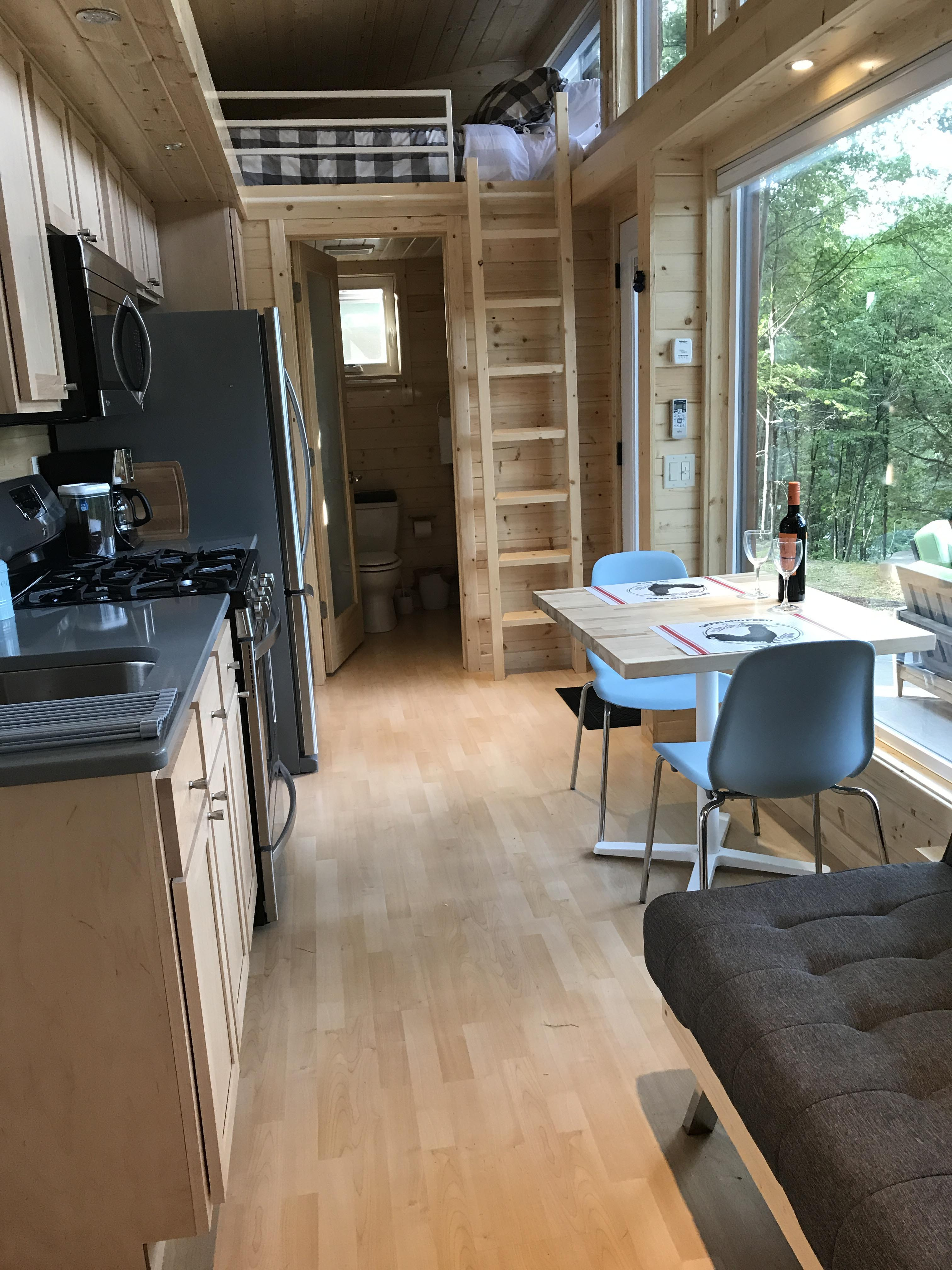 A Tiny House Resort Great Northern Catskills Of Greene