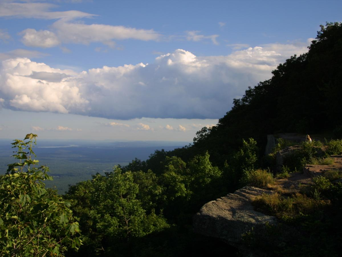 Catskill Mountain House Site Great Northern Catskills Of