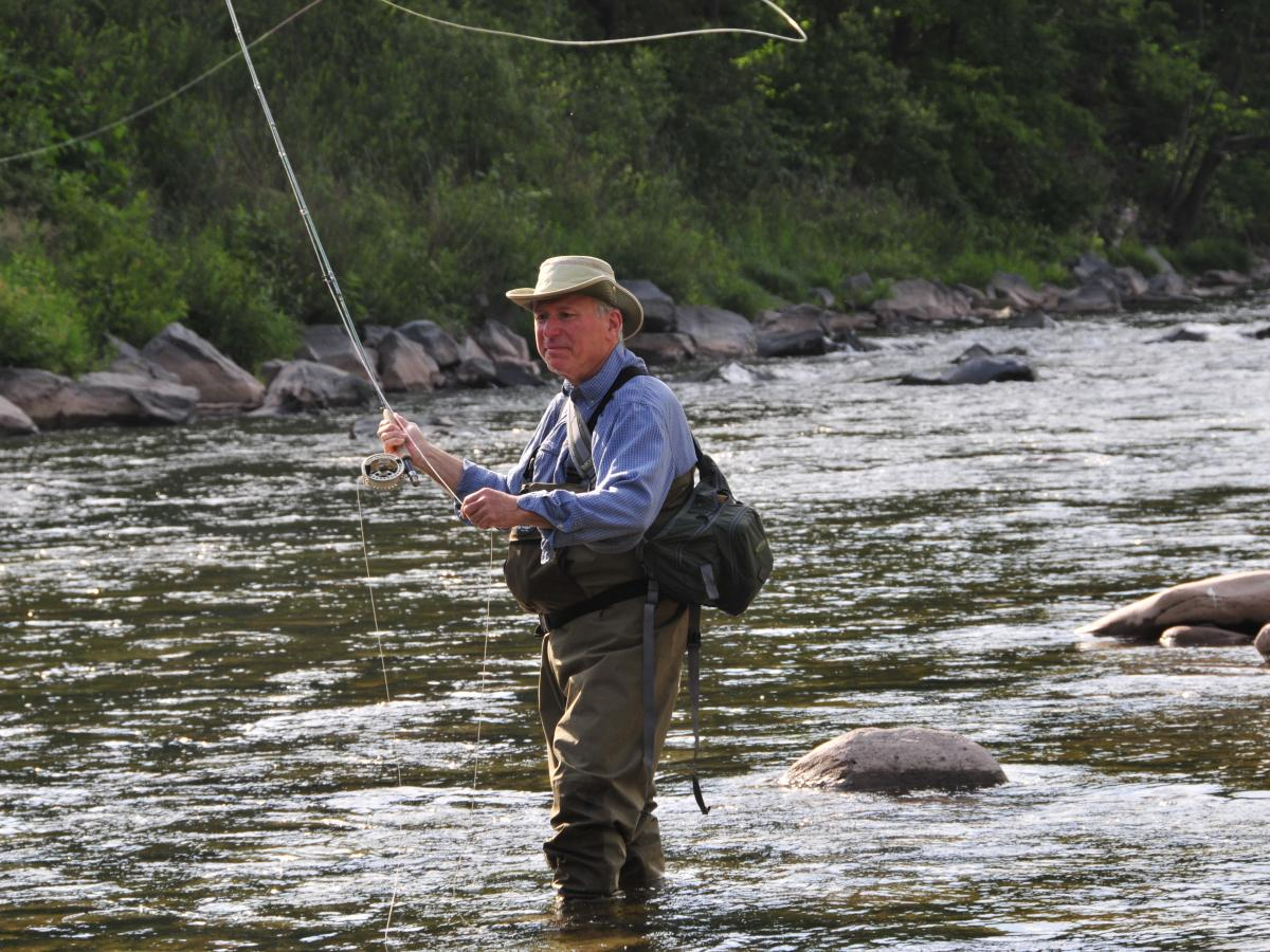 Catskills Fishing | Adventure Capital of the Catskills