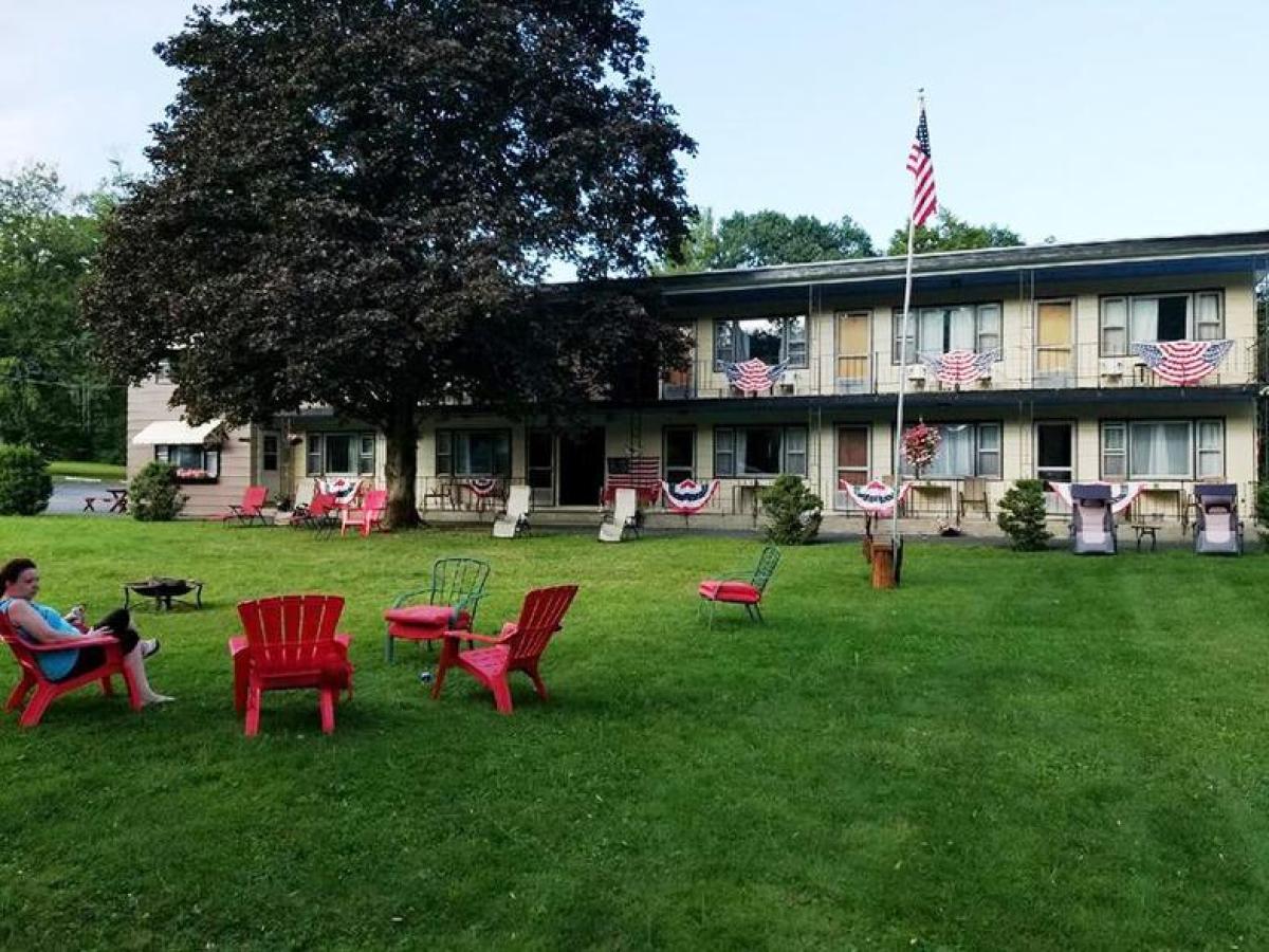 Mcgrath S Edgewood Falls Motel Great Northern Catskills