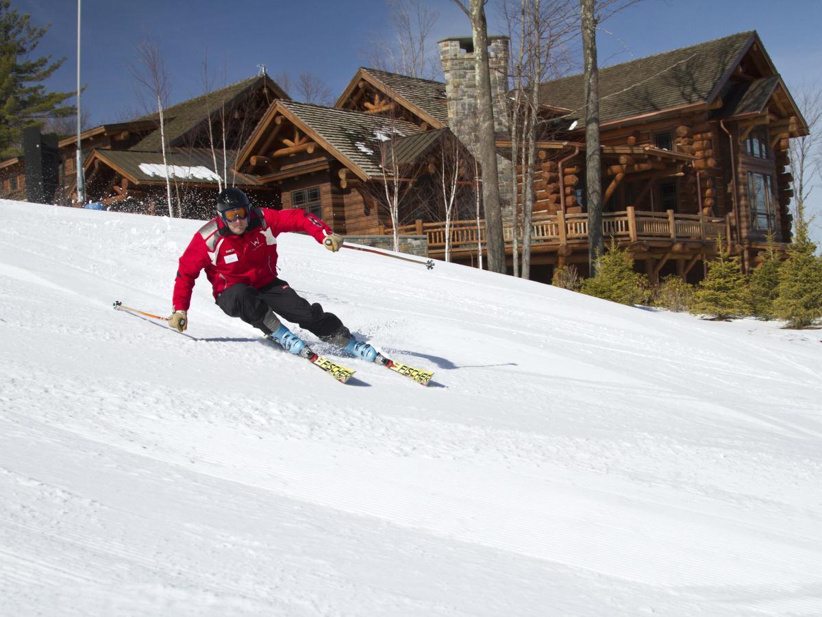 Windham Mountain Resort Great Northern Catskills Of Greene County