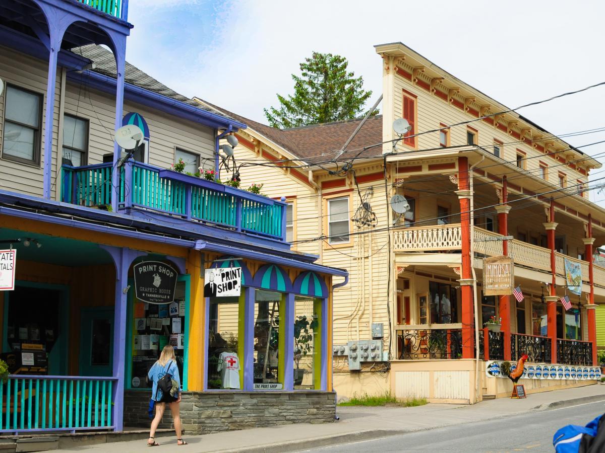 village of tannersville  ny