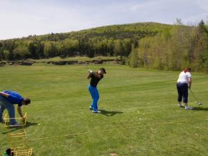 Windham Country Club golfers