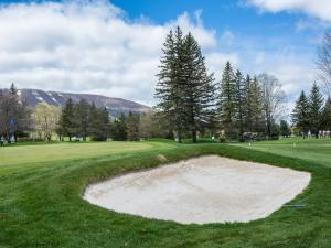 Windham Country Club sand trap