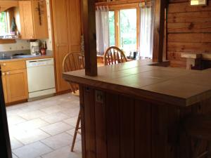 Armstrong's Elk Farm Guest House Kitchen