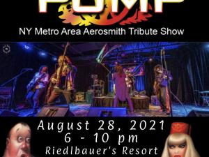 Aerosmith Tribute Band Performance