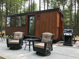 A Tiny House Resort