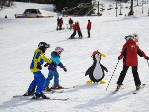 Windham Mountain Resort Kids Skiing