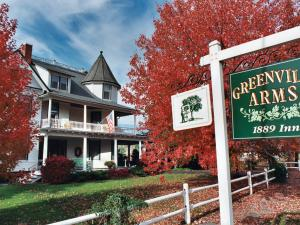 Greenville Arms 1889 Inn