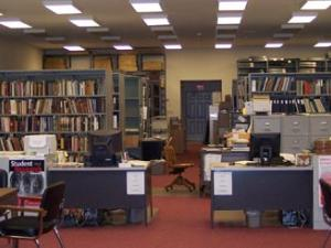 Inside the Vedder Research Library