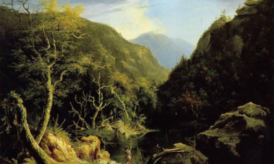 Autumn in the Catskills by Thomas Cole