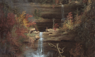 Falls of the Kaaterskill by Thomas Cole