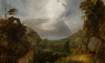 Storm King of the Hudson by Thomas Cole