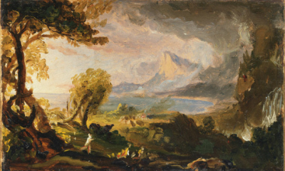 Study for the Savage State by Thomas Cole