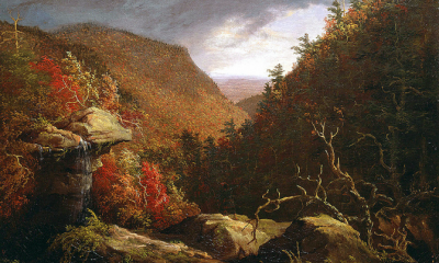 The Clove by Thomas Cole