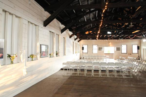 Lumberyard Weddings