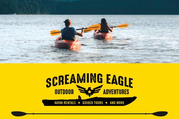 Paddling, Boating & Boat Rentals | Adventure Capital of the