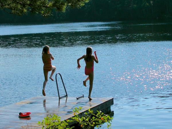 Summer Vacations in the Catskills