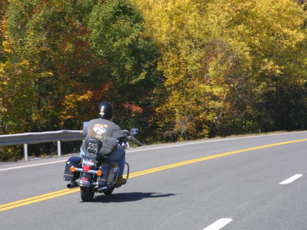 motorcycle touring in the catskills