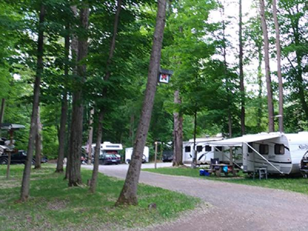 Catskills Camping Amp Campgrounds Northern Catskills