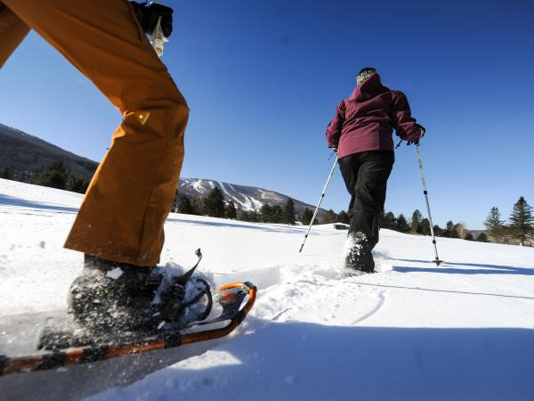 winter activities in the catskills