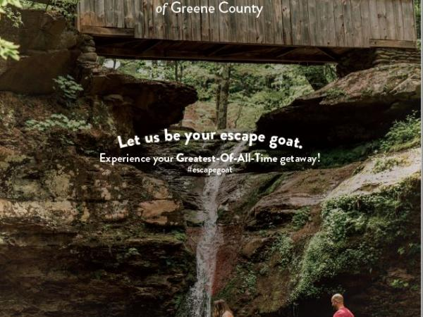 greene travel guide 2020