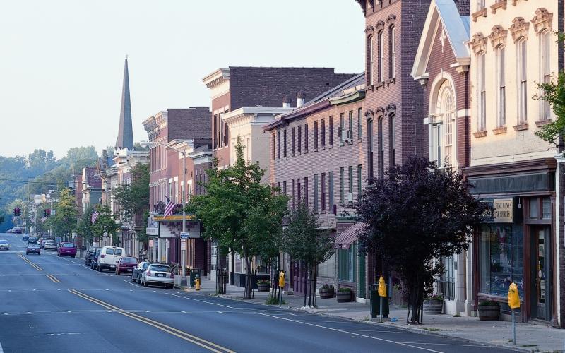 Catskills Region Community Services | Greene County, NY Maps