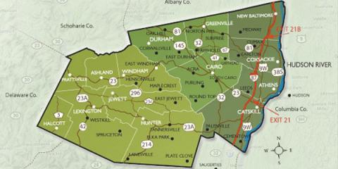 Greene County Interactive Map