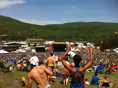 Events in the Catskills
