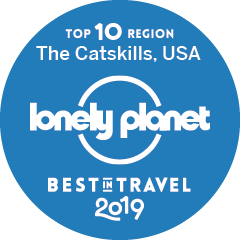 Top 10 Region - The Catskills, USA - Lonely Planet Best in Travel 2019